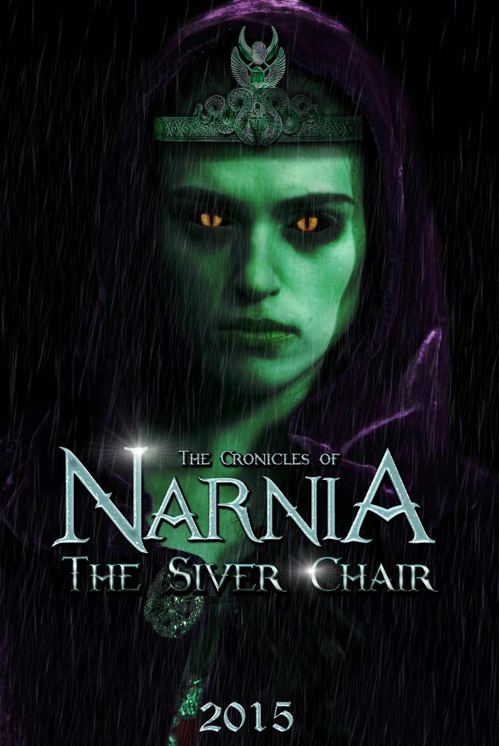 Chronicles of Narnia The silver chair 2015 by lagrie