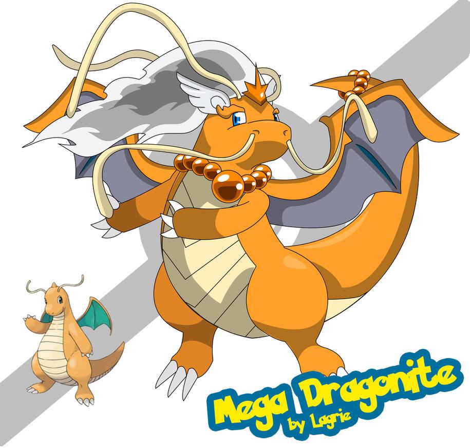 Mega Dragonite by lagr...