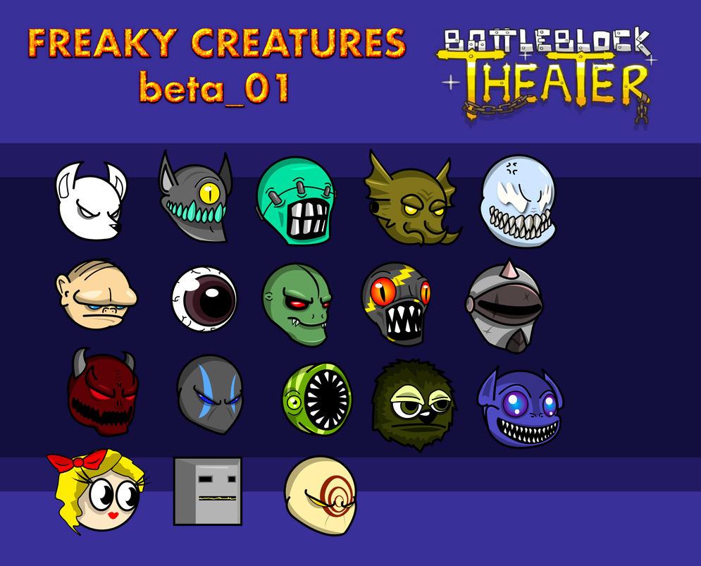Battleblock Theater Heads | www.pixshark.com - Images ...