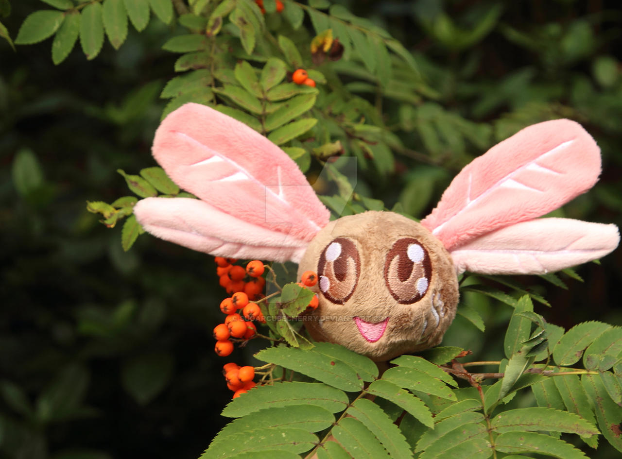 Wait a second, thats not a flower but a parasprite by SugarcubeCherry