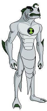 Ben 10 Ultimate Alien-Ripjaws
