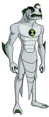 Ben 10 Aliens Ripjaws