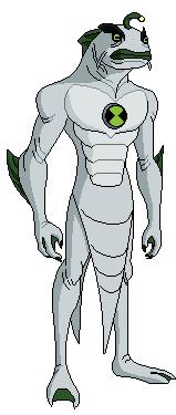 Ben 10 Ultimate Alien-Ripjaws by Ben10Universe