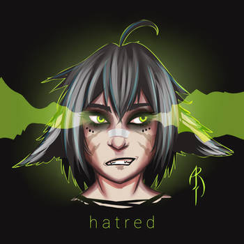 HATRED by augustraido