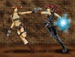 Lara vs Lara