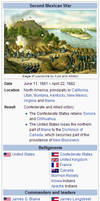Timeline-191: The Second Mexican War