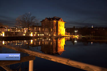 Villa Haage - Restaurant by klosdafrau