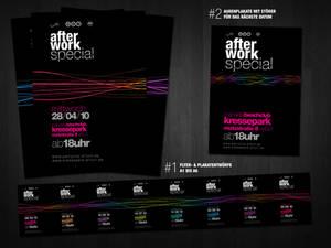 Afterwork Special 2010 - Flyer