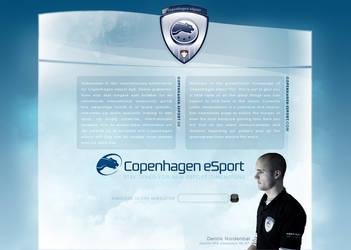 Copenhagen Esport - Prepage by klosdafrau