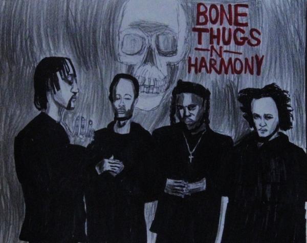 Bone Thugs Tour Mexico
