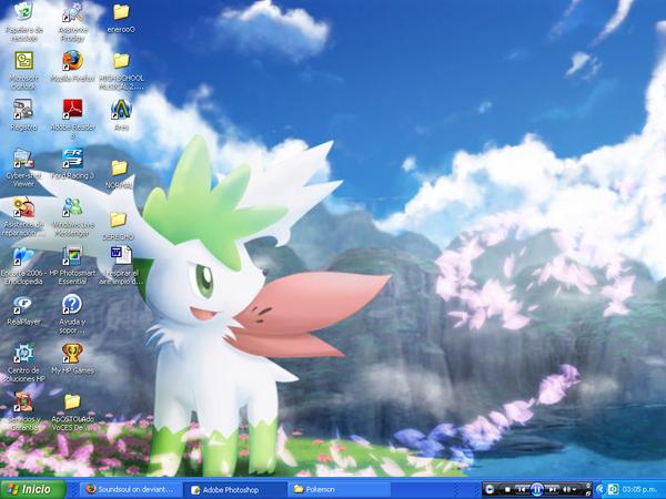 My Desktop by Soundsoul