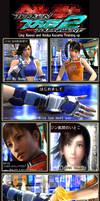 Tekken tag2 Xiaoyu meet asuka
