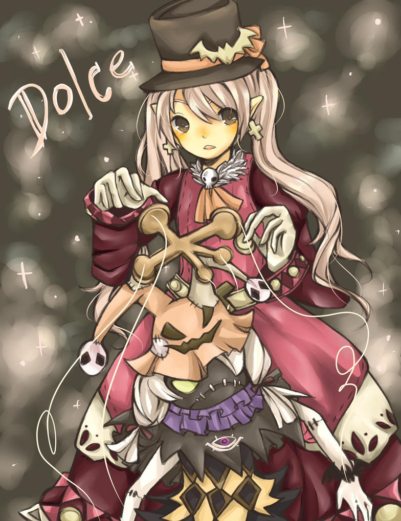 : Rune Factory 4 : Dolce by Xaferis on DeviantArt