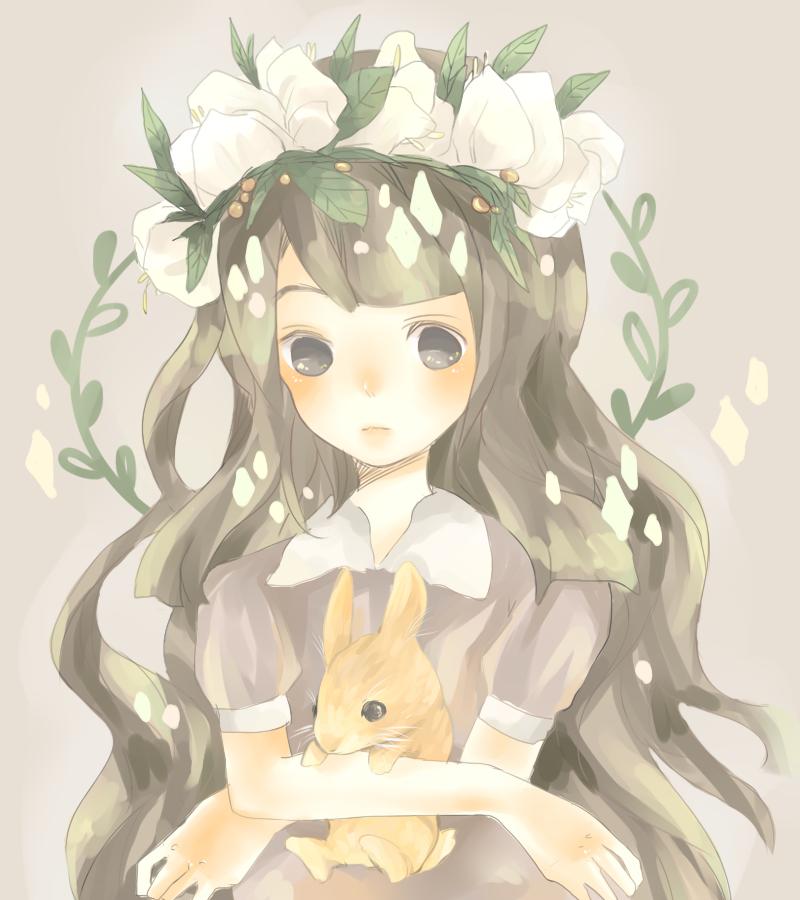 Flower Girl by Xaferis