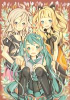 Vocaloid by Xaferis