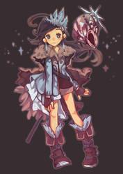 Eva the First Princess by Xaferis