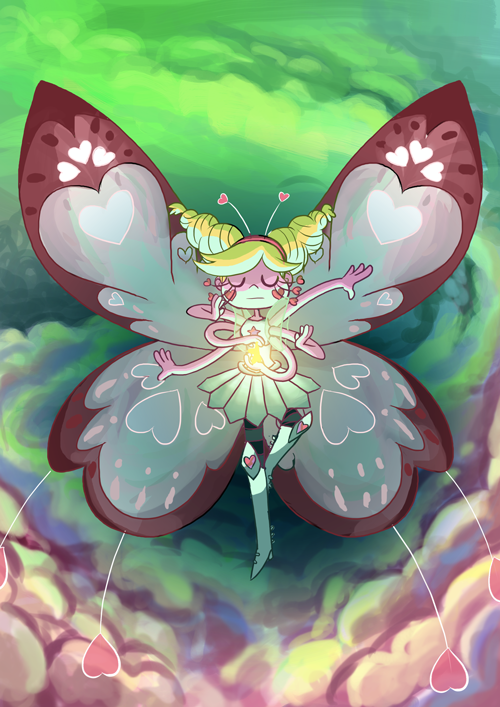 Star Butterfly by H-SWilliams