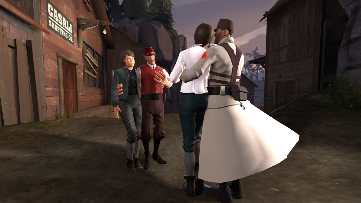 [SFM] The meeting by HerrdoktorHans