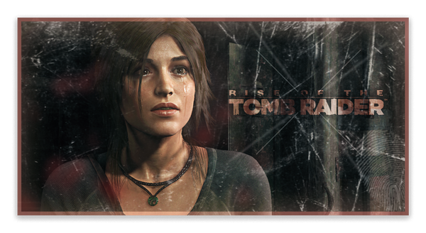 Tomb Raider Signature by Rusch691