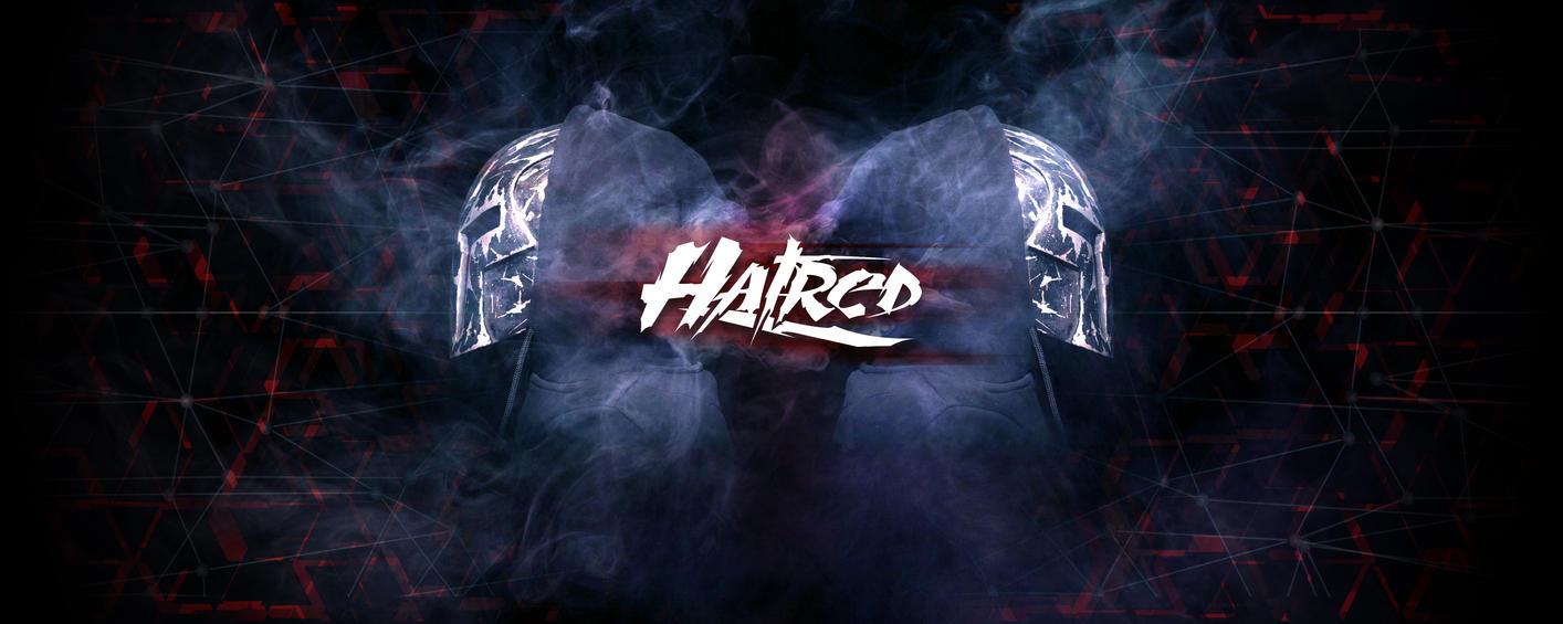 Hatred banner by Rusch691