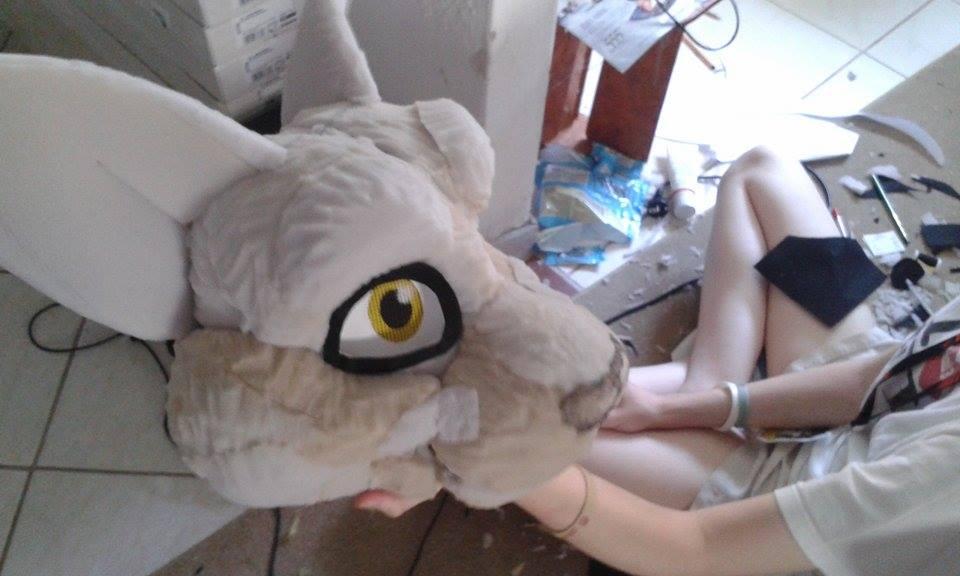 Woof finished eyes by HUNDraGirl