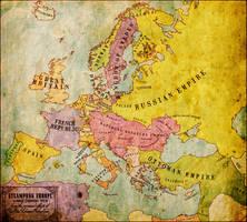 1903: Steampunk Europe by groenbjerg
