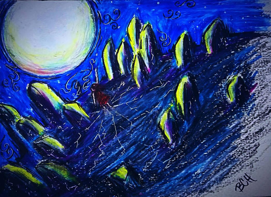 The Moon Vs. The Rocks