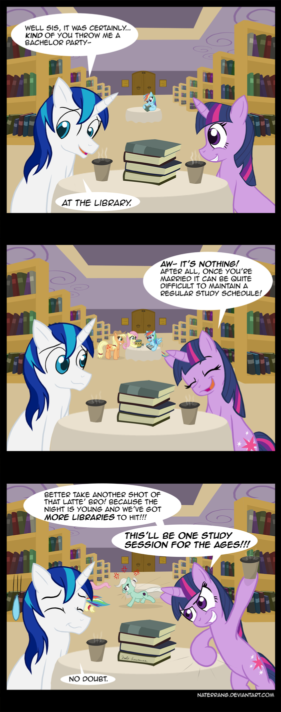 A Learning Experience by NaterRang