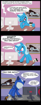 The Perfect Stallion?