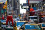 Livewire in Times Square