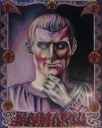 Machiavelli by Anjhella