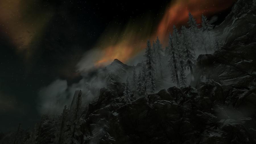 Aurora borealis 51 by Marina17