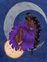 .:Time Goddess:. by Jyinxe