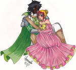.:Princess and Her Knight:.
