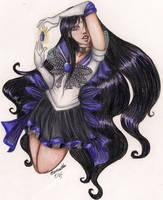 Gift: Sailor Astera by Jyinxe