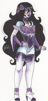 Custom Outfit: Sheena