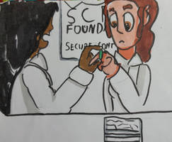 SCP Fanfiction: Respect this process
