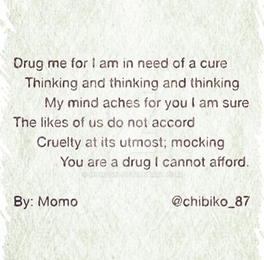 My Drug by Momo587