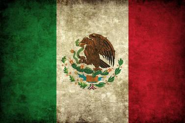 Mexico Flag Grudge by xxoblivionxx