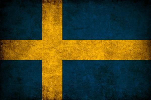 Swedish flag abba