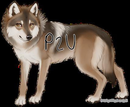 P2u Wolf