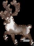 P2U Reindeer
