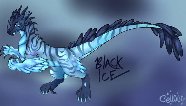 Black Ice (Aluri Auction OPEN)