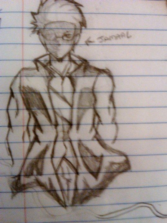 anime/manga sketches by katondragon