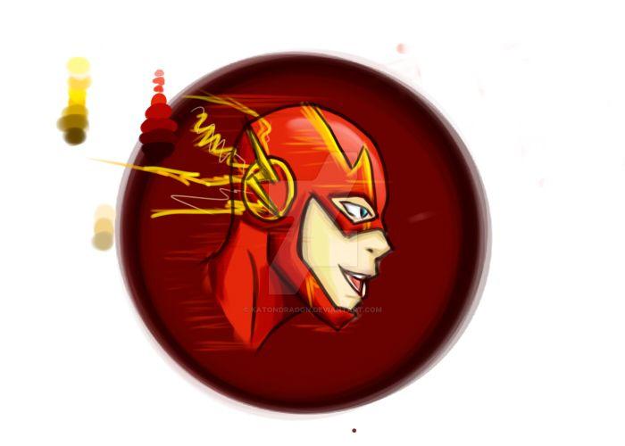 Flash by katondragon