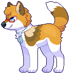 Alfeddy Pixel commission by Dogquest