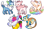 Icon batch 4 by Dogquest