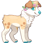 Ponacho Pixel Commission by Dogquest