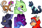 Icon Batch 6 by Dogquest