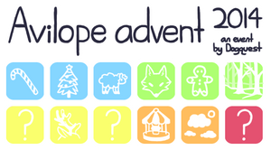 Avilope Advent 2014 (Closed) by Dogquest